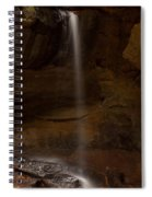 Conkles Hollow Falls Spiral Notebook