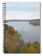 Connecticut River Spiral Notebook