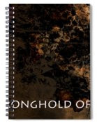 Connor - Stronghold Of God Spiral Notebook