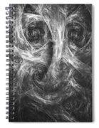 Conscience 01 Spiral Notebook