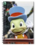 Conscience Spiral Notebook