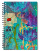 Conscious Living Spiral Notebook