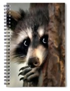 Conspicuous Bandit Spiral Notebook