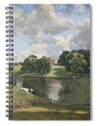 Constable's Wivenhoe Park In Essex Spiral Notebook