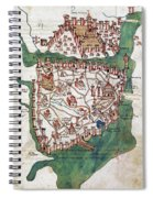 Constantinople, 1420 Spiral Notebook