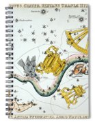 Constellation: Hydra Spiral Notebook