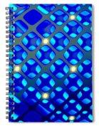 Constellation Spiral Notebook