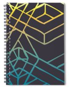 Construct Number Three Spiral Notebook