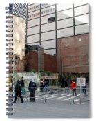 Construction Spiral Notebook