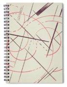 Constructivist Composition, 1922 Spiral Notebook