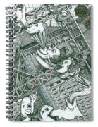 A Constructor Of Time Spiral Notebook