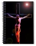 Consummatum Est Spiral Notebook