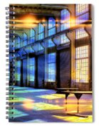 Containment Facility Spiral Notebook