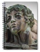 Contemplation Spiral Notebook