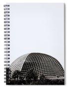 Contemporary Singapore Spiral Notebook