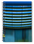 Contented Spiral Notebook