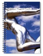 Contralto 3 Spiral Notebook
