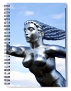 Contralto 7 Spiral Notebook