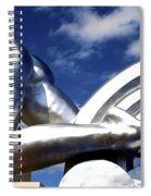 Contralto 9 Spiral Notebook