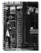 Convenience Store Spiral Notebook