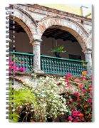 Convento De La Popa Cartagena Spiral Notebook