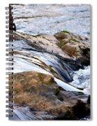 Converging Spiral Notebook