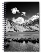 Convict Lake Spiral Notebook