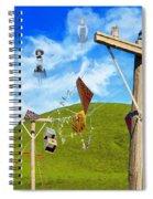 Convocation Spiral Notebook