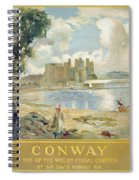 Conway Castle Spiral Notebook