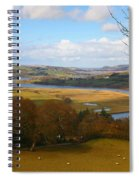 Conwy River Spiral Notebook