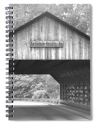 Conyers Covered Bridge Spiral Notebook