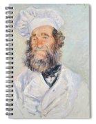 Cook Spiral Notebook