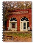 Cook Station Spiral Notebook