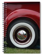 Cool Chevy Pickup  Spiral Notebook