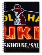 Cool Hand Lukes Spiral Notebook