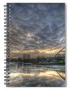 Cool Harbor Spiral Notebook