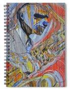 Cool Heat Spiral Notebook