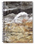 Cool Ice Form Spiral Notebook