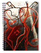 Cool Jazz 2 Spiral Notebook