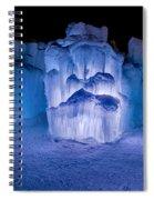 Cool Maze Spiral Notebook