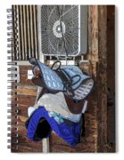 Cooling Off Spiral Notebook