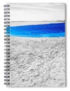 Coorong Sandy Bay Spiral Notebook