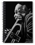 Cootie Williams Spiral Notebook