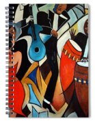 Copacabana Spiral Notebook