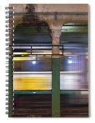 Copley Station Spiral Notebook