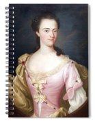 Copley's Jane Browne -- Mrs. Samuel Livermore Spiral Notebook