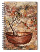 Copper Bowl Spiral Notebook