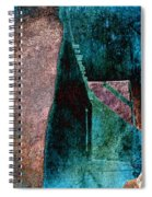 Copper Plate Spiral Notebook