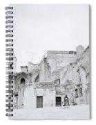 Coptic Jerusalem Spiral Notebook