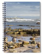 Coquet Island Spiral Notebook